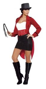 Circus Ring Leader Costume for Halloween