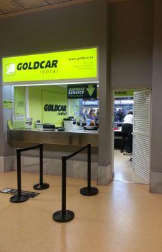 Goldcar Tenerife Sur Aeropuerto