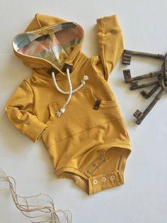 Bodysuit hoodie baby sweatshirts baby hoodie modern baby