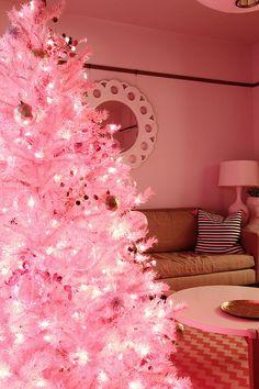 Pink tree! <3