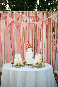 I have a serious LOVE for ribbon! Whatever holiday, birthday, shower, or celebration; I will find a way to use me some ribbon! These ideas kind of blow my little ribbon loving mind! SO simple, beau…