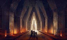 Dragon Age Concept Art