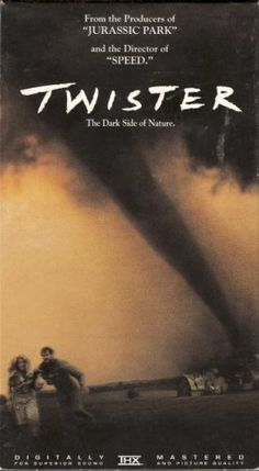 While I am absolutely terrified of tornados, I still totally love this movie