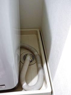 洗剤要らず!!洗濯機周りの簡単掃除方法 Life Hacks Home, Natural Cleaners, Homekeeping, Clean Up, Landline Phone, Clean House, Washing Machine, Home Appliances, Bath