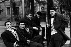 Young Georgians, Tbilisi, 1962