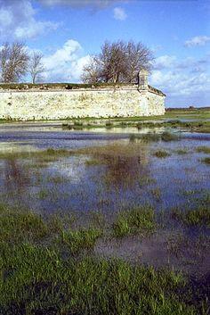 Remparts de Brouage - Charente-Maritime