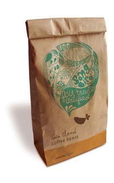 Tea or coffee? 50 fantastic and innovative examples of packaging designs - coffee