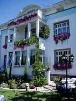 Hôtel Villa Katz, Saverne, France Villa, France, Outdoor Decor, Home, Ad Home, Homes, Fork, Villas, Haus