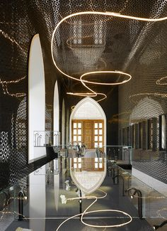 Glockenturm Taschkent, Taschkent. Ein Projekt von Ippolito Fleitz Group – Identity Architects, Ornamente.