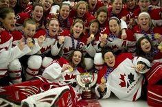 Le hockey sur glace se conjugue aussi au féminin
