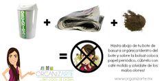 Tips para organizar tu casa y puedas pasar ...del caos al orden con www.organizarte.mx