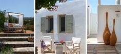 I.De.A: Summer House in Paros