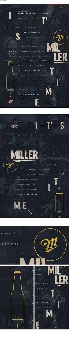 Miller Print - Tales Lima Art Director