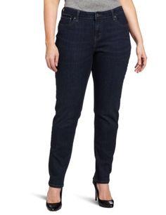 Levi's Women's Plus-Size Mid Rise Skinny Fit « Impulse Clothes