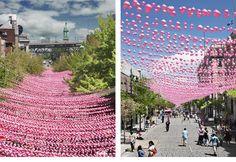 Claude Cormier - Landscape Architecture + Urban Design - PINK BALLS
