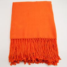 Bamboo Throw in Tangerine (thanks for bearing with me while I pinned the whole rainbow...)