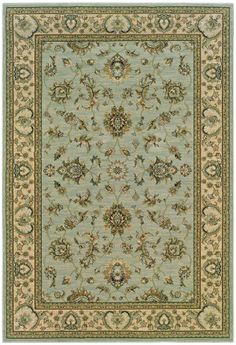 RugStudio presents Sphinx By Oriental Weavers Ariana 2153b Machine Woven, Better Quality Area Rug