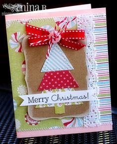 ********* making this Christmas-card3b by NinaB (HR), via Flickr