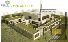 Build Green Mosques in 10 cities in Indonesia, and min.one in each continent. 2017-2019 (Wins Best Religious Structure Award | Inhabitat - Sustainable Design Innovation, Eco Architecture, Green Building)
