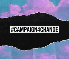 Got an idea for something that needs changing? Create your #campaign4change @ http://neverhi.de/g3mq