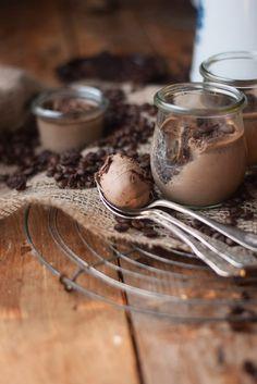 Eiskaffe Panna Cotta - Schoko Kaffee Panna Cotta - Chocolate Coffee Panna Cotta 6