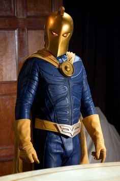 doctor fate smallville brent stait