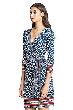 Wrap Dresses & Wrap Around Dresses by DVF