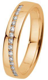 033-5009 - Kohinoor Gold Rings, Rose Gold, Jewelry, Jewlery, Jewerly, Schmuck, Jewels, Jewelery, Fine Jewelry