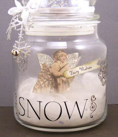 Hopemore: Winter Fairy in a Jar