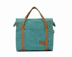 Sechunk Cotton Canvas Leather Messenger Bag Shoulder Bag ... http://www.amazon.com/dp/B00S6B0N0C/ref=cm_sw_r_pi_dp_nFGtxb0T0KEEA
