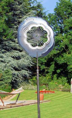 Wind Sculpture - Star Burst