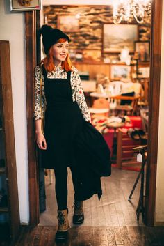 Outfit: Our Vintage Shopping Tradition