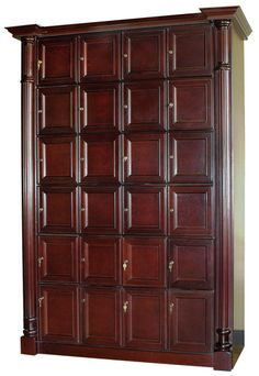 Humidor Locker; if I ever open my Cigar Bar...