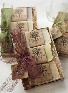 Gift Box - Sensitive Skin Handcrafted Soap