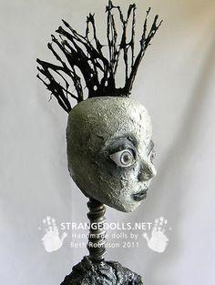 New dolls available now « Beth Robinson's Strange Dolls