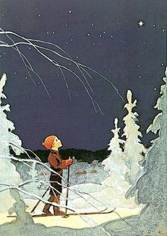 Rudolf Koivu | ILLUSTRATION | Christmas Star