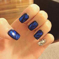 glass nail art www.claudiamoretto.net