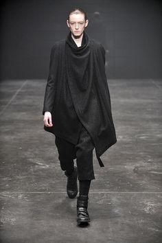 Julius | macabre | dark fashion | goth | obscure | high fashion | runway | catwalk