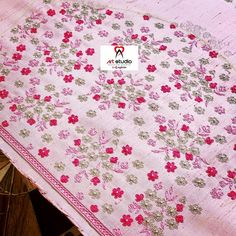 Embroidery Works, Hand Embroidery Designs, Sewing Patterns Free, Free Pattern, Bridal Blouse Designs, Sleeve Designs, Saree Blouse, Blouses, Quilts