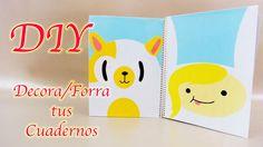 Decora / Forra Tus Cuadernos Con Fionna & Cake