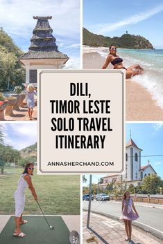 Dili Timor Leste solo travel itinerary – Anna Sherchand