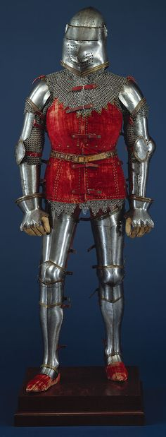 Italian Armor, c. 1400 and later