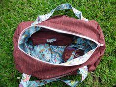 Free duffel bag pattern