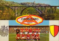 Inno per la promozione del Catanzaro in serie A, 1971