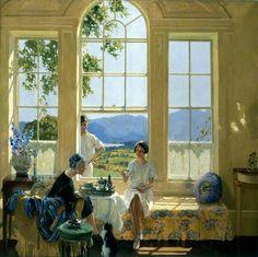James Durden - Summer in Cumberland (1925)