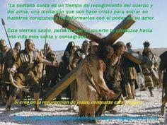 La Biblia La Palabra De Dios Para Hoy: La semana santa es un tiempo de recogimiento del c...