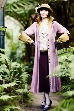 AMAZING coat in Miss Fisher's Murder Mysteries, 'Framed For Murder' (Series 2, Episode 9)