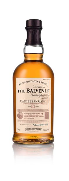 """The Balvenie - Caribbean Cask - Aged 14 Years Easy drinker. A little too sweet """"rummy"""" for me. Nose is great (although also very """"sugary""""), finish is where it loses me, a little too soft and sweet. 62/100"""