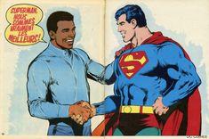 mohamed ali superman
