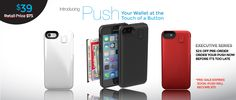 Push | The World's First Automatic Wallet for Your Smartphone